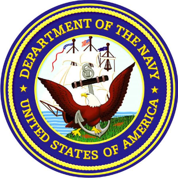Seal of the U.S. Department of the Navy