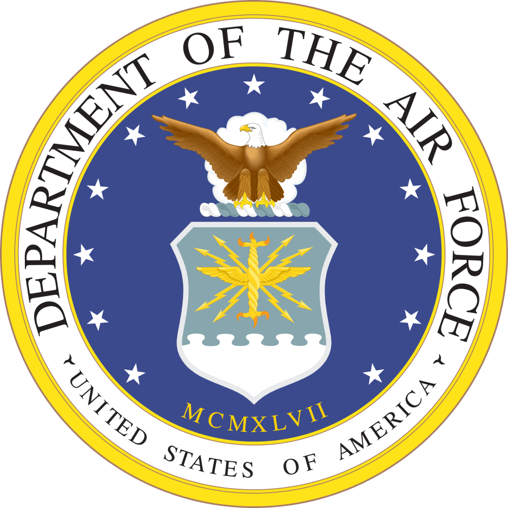 The Department of the Air Force Emblem